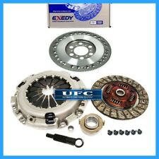EXEDY CLUTCH KIT+CHROMOLY LIGHTWEIGHT FLYWHEEL 89-91 MAZDA RX-7 TURBO 1.3L 13BRE