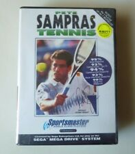 PETE SAMPRAS TENNIS SEGA MEGADRIVE GENESIS PAL NUEVO PRECINTADO NEW SEALED