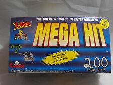 MEGA HIT TRADING CARDS, X-MEN, BATMAN, CASPER, POWER RANGERS