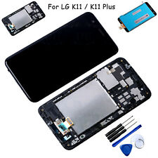 Für LG K11 / K11 Plus LCD Display Digitizer Touch Screen Assembly & Werkzeug MV
