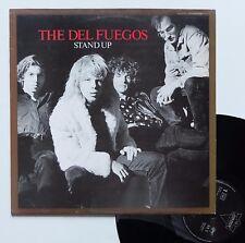 "LP The Del Fuegos  ""Stand up"""