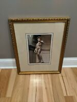 Framed Art David Art Print Michelangelo Gilt Guesso 24x18