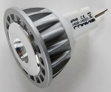 AMPOULE LED COB-CREE GU4, MR11, 3W=20W, 4200°K, 30°, 164LM, DIAMETRE 35