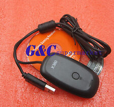 Wireless Gaming USB Receiver Adapter For Xbox 360 Games Controller Win7 new