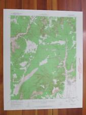 Marysvale Utah Map.Utah Vintage Original Antique North American Maps Atlases Ebay