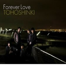 KPOP TVXQ TOHOSHINKI Forever Love CD+ DVD First Press w/ obi [Promo]