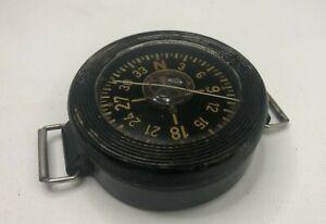 WW2 German Luftwaffe Pilot Kadlec AK39 Wrist Compass