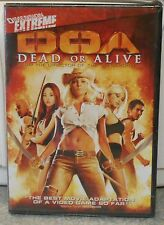 DOA: Dead or Alive (DVD, 2007) RARE JAIME PRESSLY ACTION ADVENTURE BRAND NEW