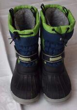 MEINDL Snowy 3000 Winterschuh Grün / Blau Kinder 31