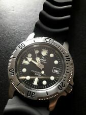 Ratio Professional 200m Sapphire Divers watch Apeks