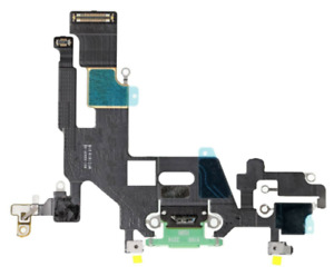 Replacement Charging Port Flex Cable with Microphone For Iphone11 11 pro 11 max