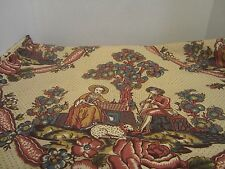 "CHAMPETRE PEOPLE   24""x1 1/2' cotton  fabric"