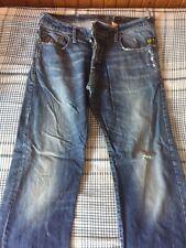 G Star Raw Demin Mens Jeans 34w 34l