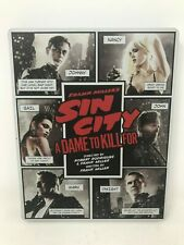 Frank Millers Sin City: A Dame to Kill For ( 3D + Blu-ray + Dvd, SteelBook) Oop
