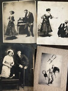 VAUDEVILLE PHOTOS - Saunders & Cameron from Allegheny & Ebensburg, PA - Nice !