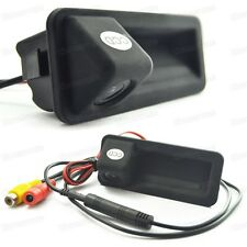 Replacement Trunk Handle Camera Rearview Parking for Ford Mondeo 2010 2011 2012