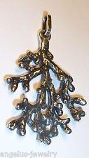 Giovanni Raspini,Corallo grande,grande Coral,VUOT ,ciondolo in argento 925,#6850