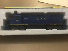 Atlas HO No. 7064 CHES & OHIO Locomotive GP38 DIESEL #4823 VINTAGE