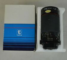 Tokina SZ-X 352 Zoom SLR Lens 35mm-200mm, F/4-5.6 Original Box Manual