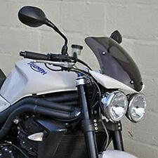 TRIUMPH SPEED TRIPLE 1050- FLY SCREEN  NEW To Fit Over Cowl. Will Fit All Years