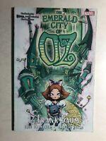 THE EMERALD CITY OF OZ (2015) Marvel Comics TPB 1st VG+/FINE-