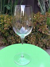 "LUIGI BORMIOLI ""Accademia"" Crystal Grand Wine Glass 6 5/7 oz, 8 7/8 in, Italy"