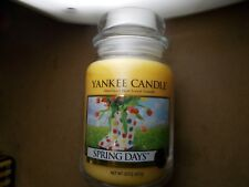 Yankee Candle Usa Rare Spring Days Large Jar