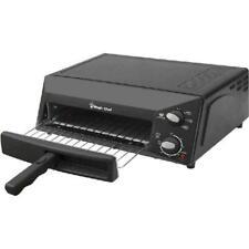 Magic Chef Countertop Pizza Oven in Black