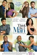 Think Like A Man - original DS movie poster  D/S 27x40