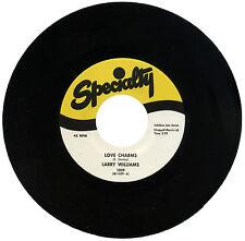 "LARRY WILLIAMS  ""LOVE CHARMS""     KILLER EARLY R&B   LISTEN!"