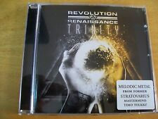 REVOLUTION RENAISSANCE TRINITY CD MINT STRATOVARIUS