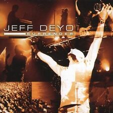 JEFF DEYO, Surrender, 2005 Christian Rock, NEW, Sealed