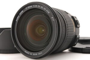 MINT/ SIGMA ZOOM 17-50mm F2.8 EX DC OS HSM for Nikon Lens from Japan #0833
