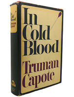 Truman Capote IN COLD BLOOD  1st Edition 7th Printing