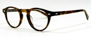 Oliver Peoples Gregory Peck OV5186 Tortoise Brown Eyeglasses 45mm New Authentic