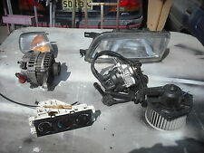 NISSAN PULSAR N15 COLLECTION OF PARTS. LIGHTS,GRILLE, WINDOW REGULATORS