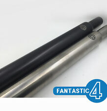 F+ Titanium Seatpost for Brompton Bicycle 550mm 580mm Black or Silver