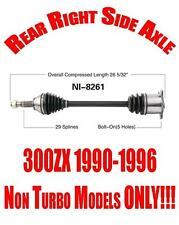 Rear Right Side Cv Shaft Axle for Nissan 300ZX 1990-1996 Non Turbo Models ONLY