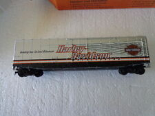 HARLEY DAVIDSON 2000 LIMITED EDITION HO SCALE BOX CAR