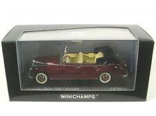 Mercedes-Benz 300 Cabriolet (W186) 1952 (red)