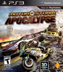 MotorStorm: Apocalypse - Playstation 3 Game