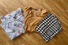 Damen Bekleidungspaket, 3 Teile, Pullover, Shirtsr, Gr.M-44