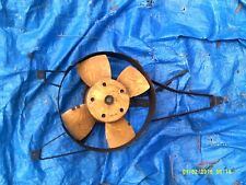 FIAT 124 SPIDER RADIATOR FAN MOTOR AND SHROUD STYLE #2