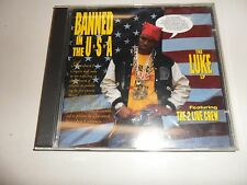 Cd  Banned in the U.S.a. von Luke und 2 Live Crew