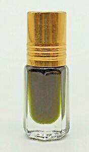 Black Musk Premium Oil Perfume Attar, Atter, Ittar - Full Strength