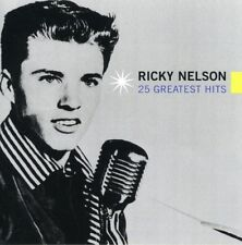Ricky Nelson 25 Greatest Hits CD NEW