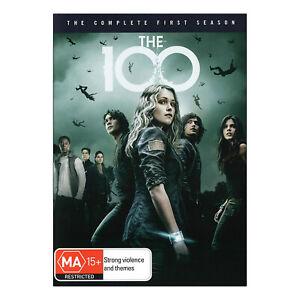 The 100: Season 1 DVD (3 Disc Set) Brand New Region 4 Aust. - Eliza Taylor