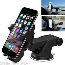 Easy One Touch 360° Adjustable Multi-angle Car Mount Holder for Mobile Phone GPS