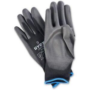 Uvex Work Gloves Hi-Dexerity Lightweight Precision Handling Abrasion-Resistant