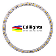 MODULO 42 LED A CERCHIO RING 130MM 24V LUCE VERDE GREEN